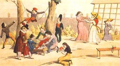 Moritz von Schwind, Spielende Kinder