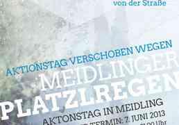 Spielen am Aktionstag in Meidling 7. Juni 2013