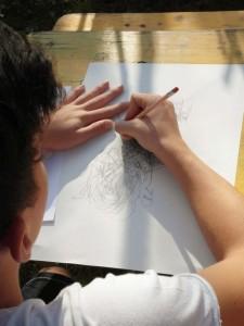 Workshop für Menschen die gerne zeichnen würden