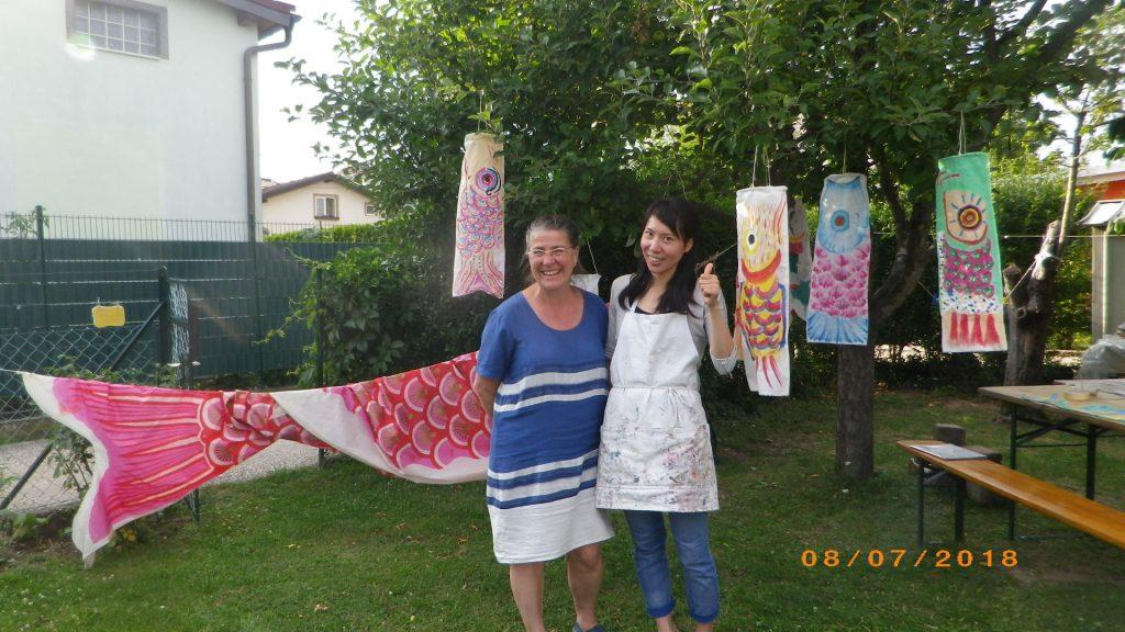 KOINOBORI mit Hisa Enomoto