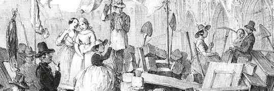 Ausstellung zur Revolution 1848